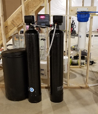 Clearion 2300 Duplex Water Softener